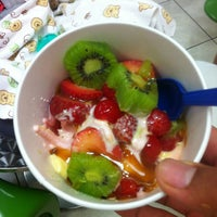 Photo taken at California Yogurt Kraze by Derek W. on 6/18/2013