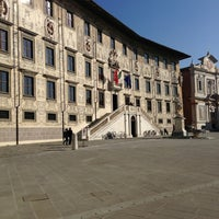 Foto scattata a Piazza dei Cavalieri da Elena B. il 1/26/2013