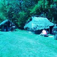 Photo taken at Skanzen Brezno u Loun by Luboš Z. on 6/6/2015