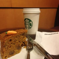 Photo taken at Starbucks by Aysegul K. on 2/1/2013