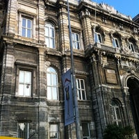 Photo prise au İstanbul Teknik Üniversitesi par Erşan Ö. le11/26/2012