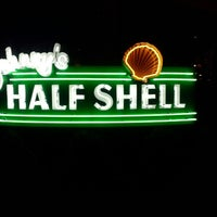 Photo taken at Johnny's Half Shell by Candice M. on 2/8/2013