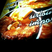 Photo taken at Kampoeng Steak by Fajar Ingin Tetap T. on 10/11/2012