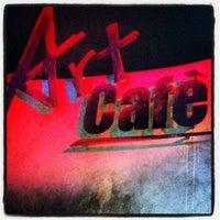 Foto scattata a Art Cafè da Massimiliano Z. il 10/20/2012