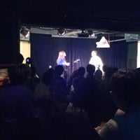 Photo taken at Comedy Club 卡米地喜劇俱樂部 by Steven C. on 12/8/2012