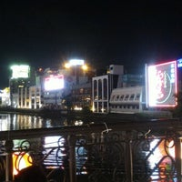 Photo taken at 中洲懸橋 by くろねk on 7/23/2016
