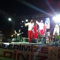 Photo taken at Niğde 5 Şubat Stadyumu by ENSEY AJANS ORGANİZASYON &  MENAJERLİK HİZ... G. on 5/19/2013