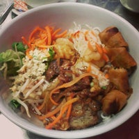 Photo taken at Pho 43 by Eric N. on 5/3/2013