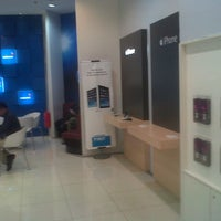 Photo taken at Celcom Blue Cube by Afiq F. on 1/18/2014