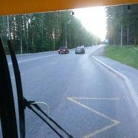 Photo taken at Автобус № 8 by Кирилл Х. on 6/25/2016