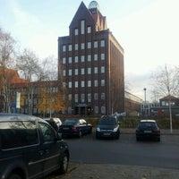 Photo taken at Haus der Wissenschaft | TU BS by Meltem K. on 11/22/2012