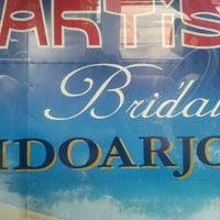 Photo taken at praktis bridal by Andre M. on 10/30/2012