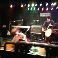 Photo taken at LIVE GATE TOKYO / ライブゲート トウキョウ by Neil v. on 3/31/2013