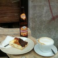 Photo taken at Cafe Vescovi by Rudolf K. on 11/16/2012