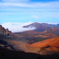 Photo taken at Haleakalā National Park by Masha I. on 3/18/2013
