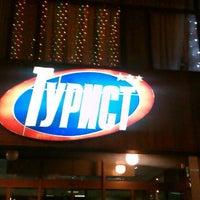Снимок сделан в Готель «Турист» пользователем Igor' B. 12/14/2012