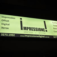 Photo taken at Impressione Gráfica + Design by Impressione Gráfica + Design on 10/11/2012