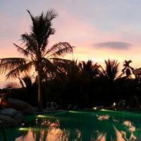 Photo taken at Jamahkiri Spa & Resort by Peter S. on 5/15/2013