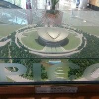 Photo taken at Putrajaya International Convention Centre (PICC) by Khalid A. on 12/29/2012