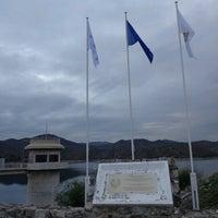 Photo taken at ΦΡΑΓΜΑ ΚΑΛΑΒΑΣΟΥ by Stavros E. on 12/9/2012