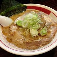 Photo taken at Ramen Nagayama by Yohji N. on 12/30/2012