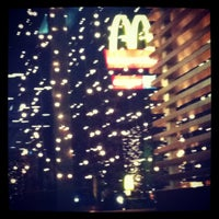 Photo taken at McDonald's by Быкова Е. on 11/23/2012