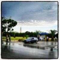 Photo taken at Lycée Carthage Présidence by Marwen C. on 10/13/2012