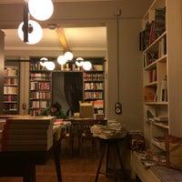 Photo taken at Nail Kitabevi & Kafe by Eyüp Sami Y. on 11/27/2017