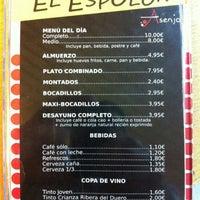 Photo taken at Bar El Espolón by Iago S. on 10/19/2012