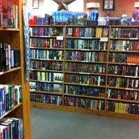 Photo taken at Half Price Books by Maryam S. on 10/16/2012