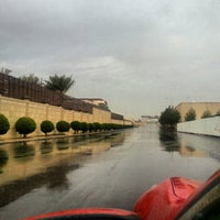 Photo taken at Al Ghadeer District by Fahad A. on 12/19/2012