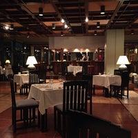 Photo taken at Mediterranean Restaurant Sheraton by Mika V. on 9/29/2015