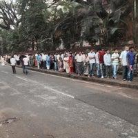 Photo taken at Shree DoDDa Ganapathi Temple by ɹıɥpns  ɥ. on 9/9/2013
