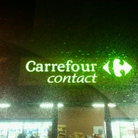 Photo taken at Carrefour Contact Sainghin en Weppes by Loic D. on 1/9/2013
