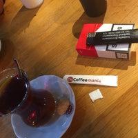 12/13/2017 tarihinde Melike M.ziyaretçi tarafından Coffeemania'de çekilen fotoğraf