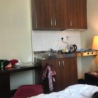Photo taken at Pullman Grand Zamzam Hotel by Kaharuddin K. on 2/28/2018
