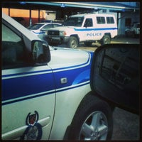 Photo taken at Chaguanas Police Station by Merineo on 9/9/2013