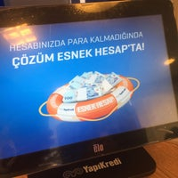 Photo taken at Yapı Kredi by Ferhat G. on 12/4/2017