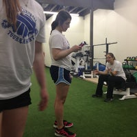 Photo taken at Robert Brown Sports Performance by Cesar R. on 2/8/2013