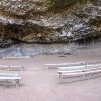 Photo taken at La Cueva De Los Pincheira by Jose ignacio A. on 2/28/2014