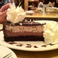 Photo taken at The Cheesecake Factory by Paula F. on 1/17/2013