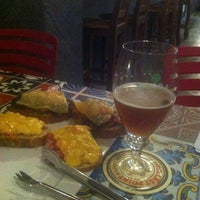 Photo taken at Cervejaria Madra Bier by Leonardo R. on 5/24/2014