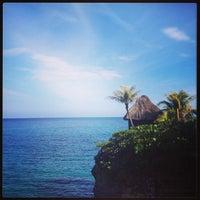 Photo taken at Rockhouse Hotel by Natasha R. on 7/19/2013