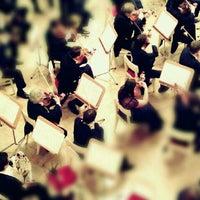 Снимок сделан в Филармония им. Д. Д. Шостаковича. Большой зал пользователем Ангелина Г. 1/26/2013
