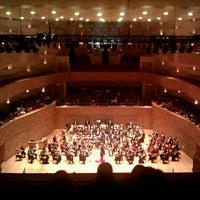 Снимок сделан в Концертный зал Мариинского театра пользователем Ангелина Г. 12/19/2012