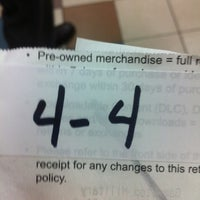 Photo taken at GameStop by Brian M. on 11/6/2012