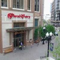 Photo taken at The Cheesecake Factory by Matt J. on 5/6/2013