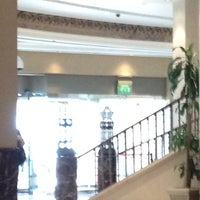 Photo taken at Sheraton Abu Dhabi Hotel & Resort by بوظبي د. on 3/19/2013