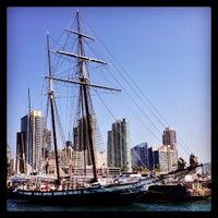 Das Foto wurde bei Maritime Museum of San Diego von Yury G. am 3/20/2014 aufgenommen