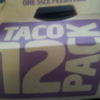 Photo taken at Taco Bell by Jackie W. on 12/4/2012